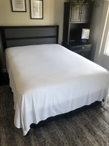 perfectly smooth flat sheet